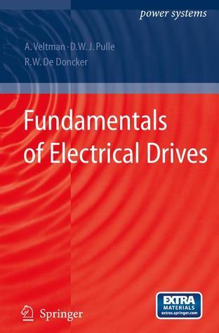 Fundamentals of Electrical Drives [With CDROM]