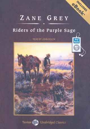 Riders of the Purple Sage, with eBook