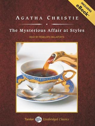 The Mysterious Affair at Styles, with eBook