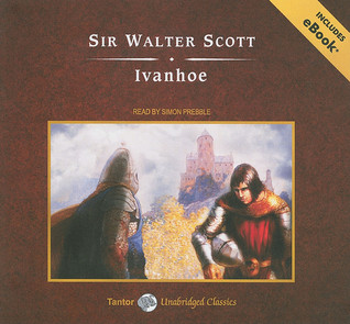 Ivanhoe [With eBook] by Walter Scott