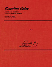 Florentine Codex: General History of the Things of New Spain. Book 2--The Ceremonies