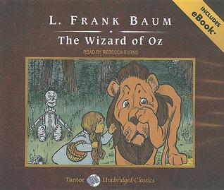 The Wizard of Oz, with eBook