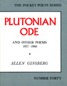 Plutonian Ode and Other Poems