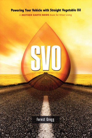 SVO: Powering Your Vehicle With Straight Vegetable Oil