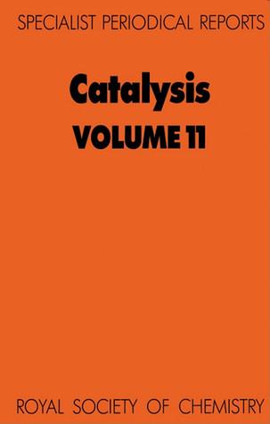 Catalysis: Volume 11