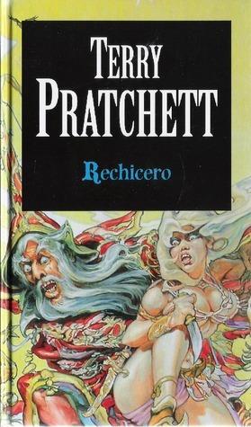 Rechicero by Terry Pratchett