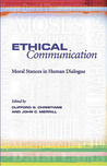 Ethical Communication: Moral Stances in Human Dialogue