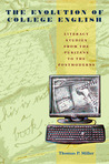 The Evolution of College English: Literacy Studies from the Puritans to the Postmoderns