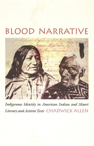Blood Narrative by Chadwick Allen