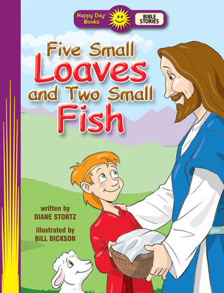 Five small loaves and two small fish by diane stortz 499763 fandeluxe Document