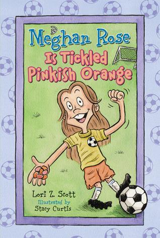 Meghan Rose Is Tickled Pinkish Orange