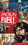 The Action Bible New Testament by Sergio Cariello