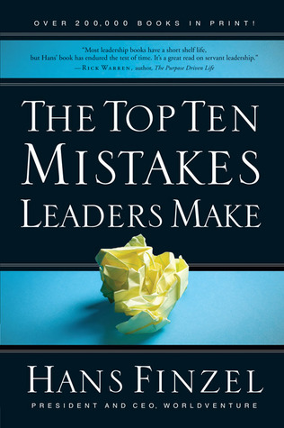 The Top Ten Mistakes Leaders Make (ePUB)