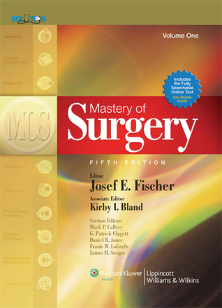 Mastery of Surgery, 2 Volume Set