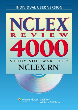 NCLEX® Review 4000: Study Software for NCLEX-RN®