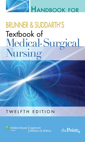 Handbook for brunner and suddarths textbook of medical surgical 7101070 fandeluxe Choice Image