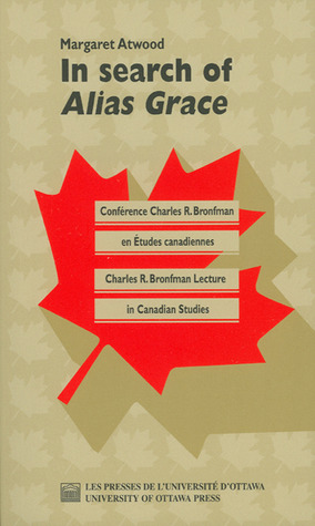 "Ebook In Search of ""Alias Grace"" by Margaret Atwood PDF!"