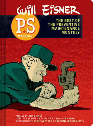 PS Magazine by Will Eisner