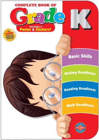 The Complete Book of Kindergarten, Grade K