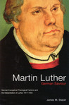 Martin Luther, German Saviour: German Evangelical Theological Factions and the Interpretation of Luther, 1917-1933