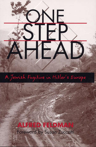 One Step Ahead by Alfred Philip Feldman