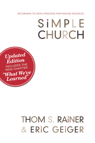 Simple Church: Returning to Gods Process for Making Disciples (ePUB)