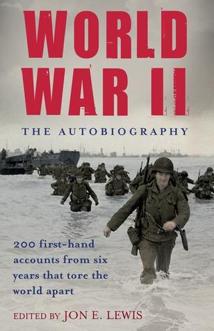 War autobiography books