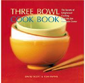 Three Bowl Cookbook by David Scott