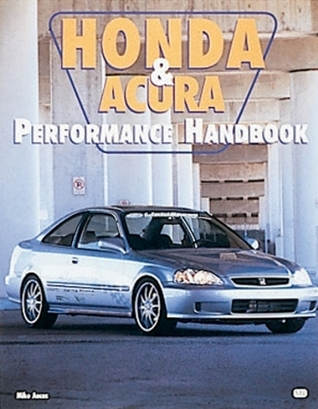Honda and Acura Performance Handbook