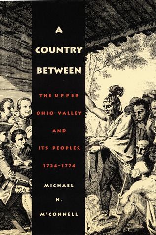 A Country Between by Michael N. McConnell
