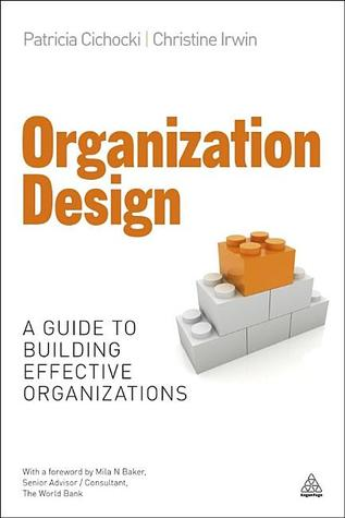 Organization design, a guide to building effective organizations.