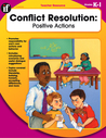 Conflict Resolution, Kindergarten - Grade 1: Positive Actions (Conflict Resolution)
