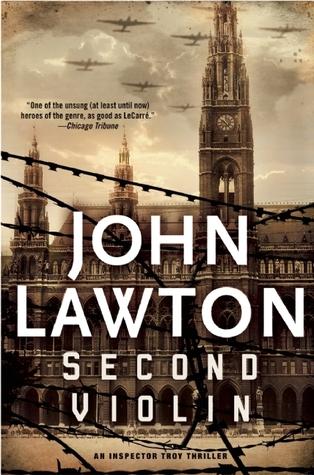 Second Violin by John Lawton