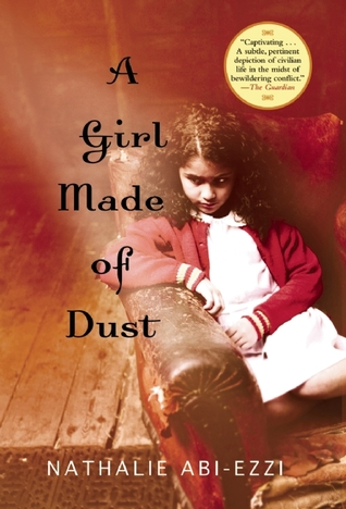 Ebook A Girl Made of Dust by Nathalie Abi-Ezzi TXT!