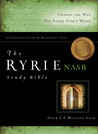 The Ryrie NASB St...