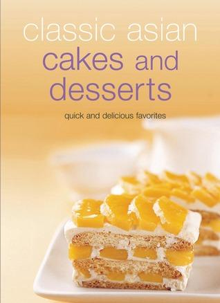 Asian cake classic dessert
