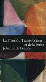La Prose du Transsibérien et de la Petite Jehanne de France
