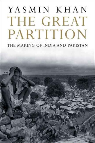 The Great Partition by Yasmin Khan