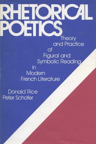 Rhetorical Poetics