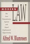 Modern Law: The Law Transmission System and Equal Employment Opportunity