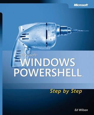 Microsoft Windows PowerShell: Step By Step Descarga gratuita de ebooks del foro