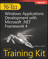 MCTS Self-Paced Training Kit (Exam 70-511): Windows® Application Development with Microsoft® .NET Framework 4