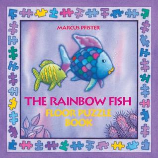 The Rainbow Fish Floor Puzzle Book