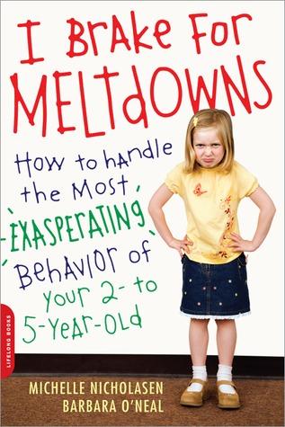 I Brake for Meltdowns by Michelle Nicholasen