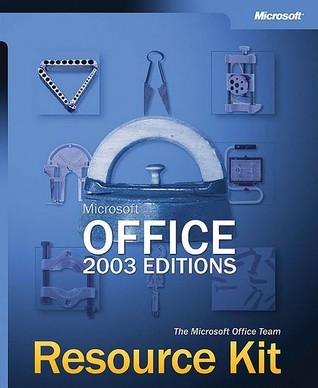 Office 2003 Resource Kit
