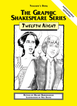 Twelfth Night Teacher's Book (The Graphic Shakespeare Series)