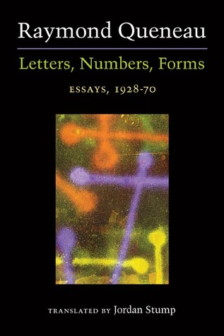 Letters, Numbers, Forms by Raymond Queneau