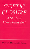 Poetic Closure: A Study of How Poems End