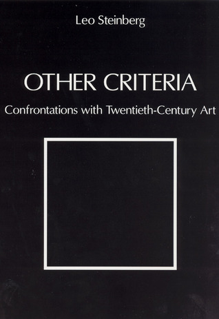 Other Criteria by Leo Steinberg