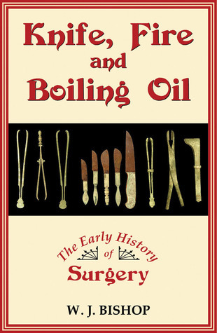 Knife, Fire and Boiling Oil: The Early History of Surgery